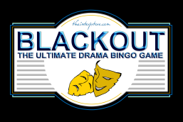 Black Out - Drama Bingo Game